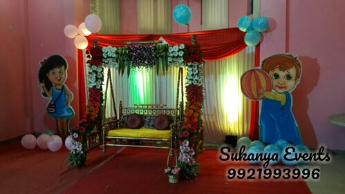 Dohale Jevan Decoration Theme