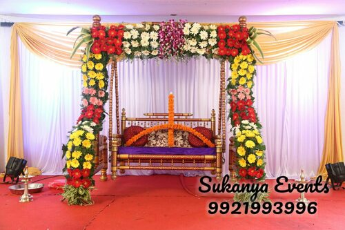 Dohale Jevan Decoration Best Theme