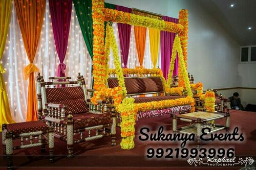 BEST FRESH FLOWER JEWELLERY BY SUKANYA EVENTS
