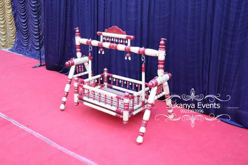 Baby Cradle On Rent | Baby Cradle On Hire | Palna On Hire