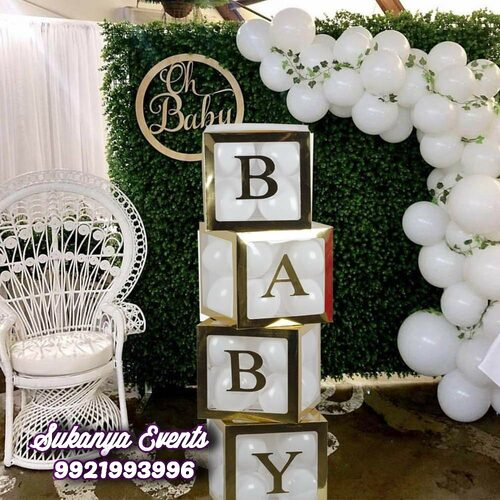 Baby Shower Decoration Ideas At Home