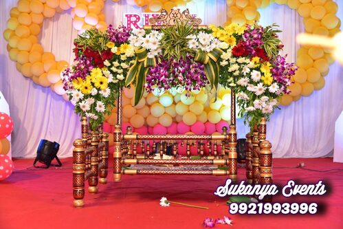 Naming Ceremony Decoration Package NC04
