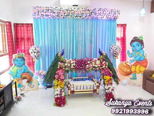 Naming Ceremony Decoration Package NC09