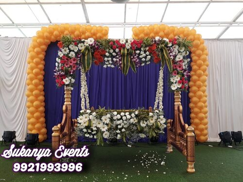 Naming Ceremony Decoration Package NC11