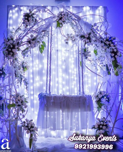 Naming Ceremony Decoration Package NC15
