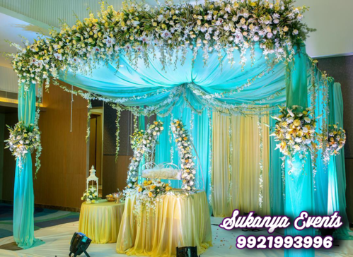 Naming Ceremony Decoration Package NC21