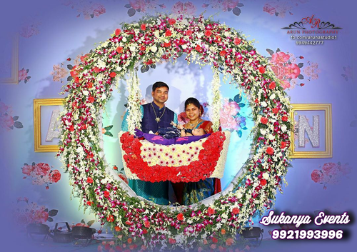 Naming Ceremony Decoration Package NC29