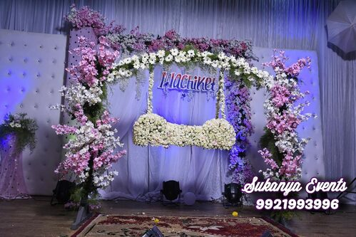Naming Ceremony Decoration Package NC35