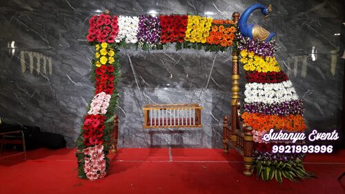 Naming Ceremony Decoration Package NC33