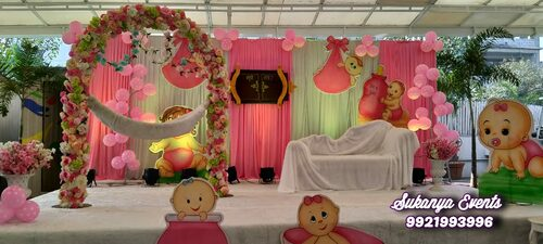 Naming Ceremony Decoration Package NC37