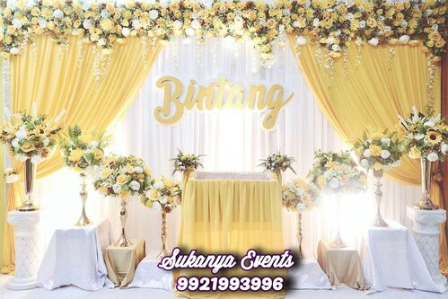 Naming Ceremony Decoration In Pune