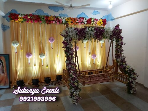 Naming Ceremony Decoration Package